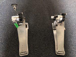 1 horizontal TRICK PEDAL